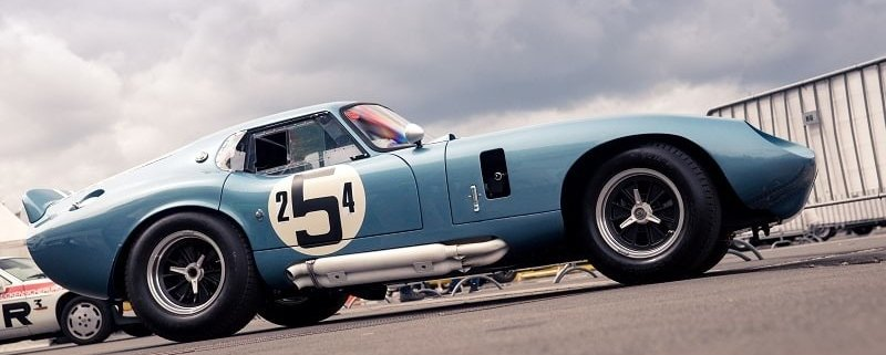 EXACT FIA-LEGIT 1964 COBRA DAYTONA COUPE RECREATIONS INVADE